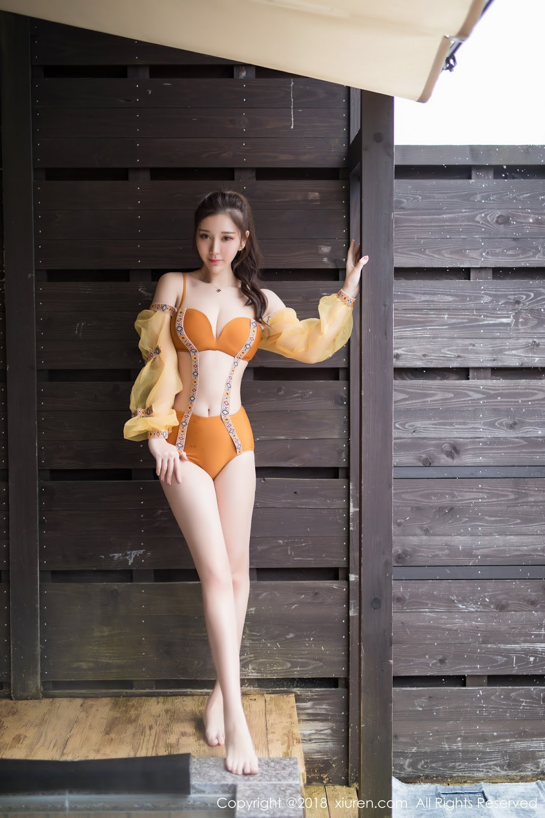XIUREN No.1236 Người mẫu Miao Miao (淼淼萌萌哒) (60 ảnh)