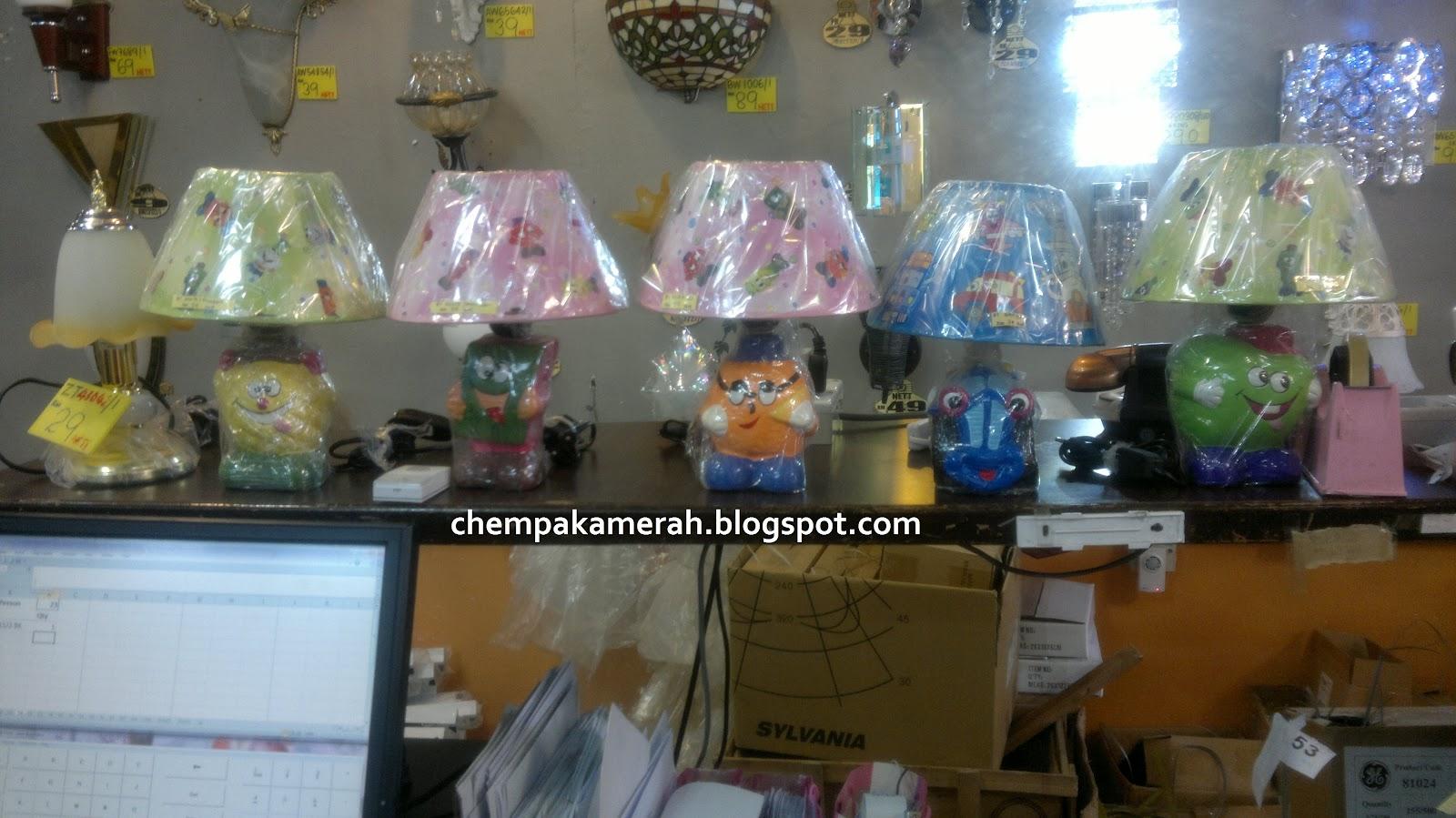 Lampu Ni Pun Bakal Mengundang Sawan Jugak Harga Baru Rm29