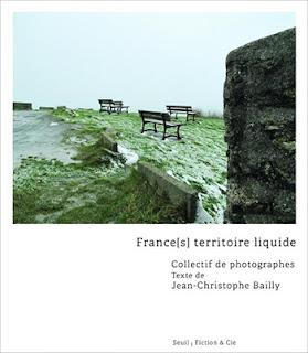 Couverture du livre France(s) territoire liquide