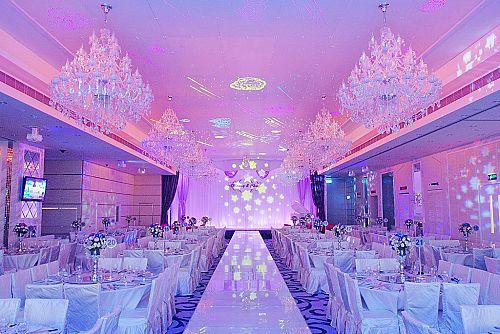 sk wedding: 搜場記 - 煌府,利寶閣@The ONE