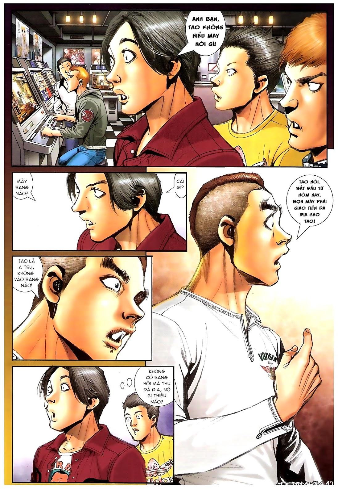 Người Trong Giang Hồ - Chapter 1378: Oan gia gặp nhau - Pic 11