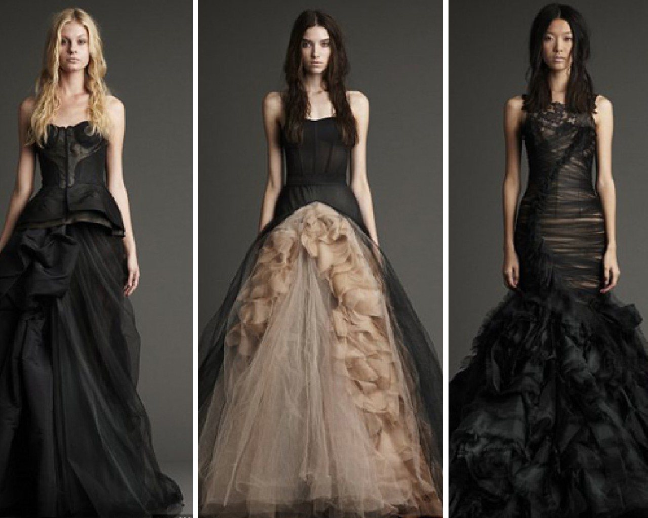 Black Wedding Gowns: Halls Of Strange Wonders: The Most Precious Of All
