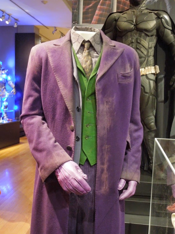 The Dark Knight Joker movie costume