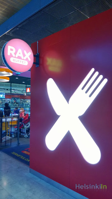 Rax Buffet in Sello