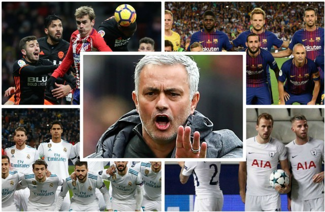 5 players on Manchester United's summer transfer wish list
