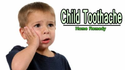 child toothache home remedy
