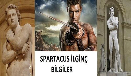 Spartacus (Spartaküs) Kimdir? Gerçek Mi? İlginç Bilgileri