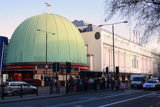 Chegar ao Museu de Cera Madame Tussauds em Londres