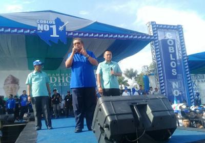 SBY: Pilih Pemimpin Yang Sayang Sama Rakyatnya