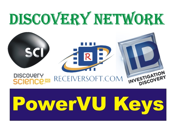 Discovery Network Daily Updated Powervu Keys | 100% Working