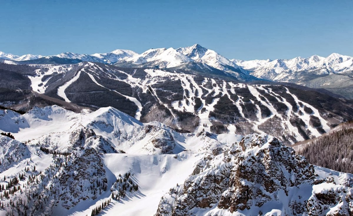Vail, Colorado - The Top Ski Resorts for Families In The World