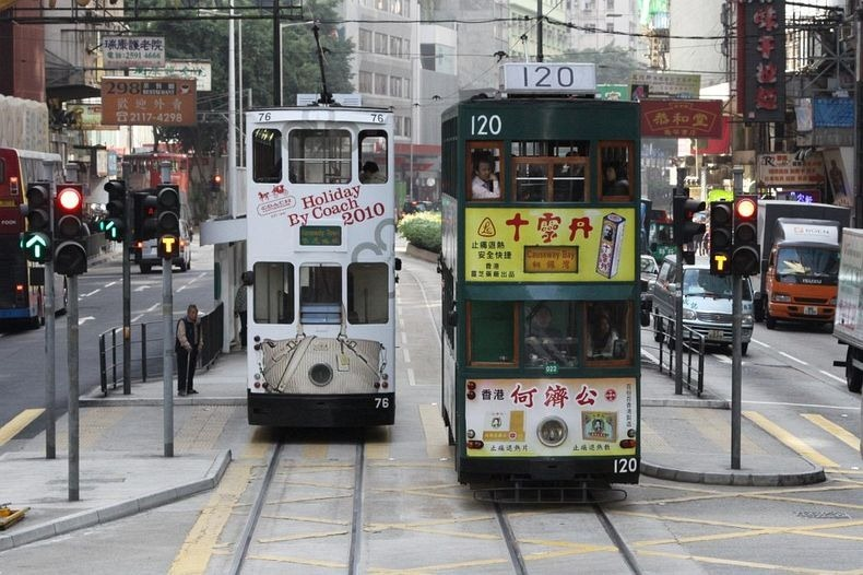 Hong Kong Tramways /Ding Ding Location Map,Location Map of Hong Kong Tramways /Ding Ding,Hong Kong Tramways /Ding Ding accommodation destinations attractions hotels route map reviews photos pictures,Tram Hong Kong Transportation