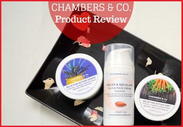 Chambers & Co. - Skincare Products