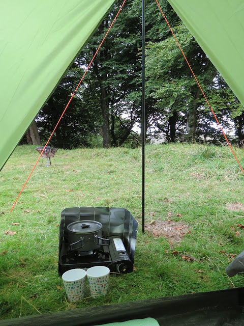 Return to Hafod Hall - Llyn Brenig Awaits! & Camping Adventures: Coleman Darwin 4 Plus Review