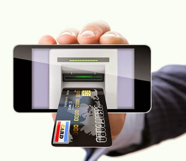 using of mobile banking or internnet banking