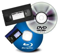 vídeo: DVD, Blu-ray
