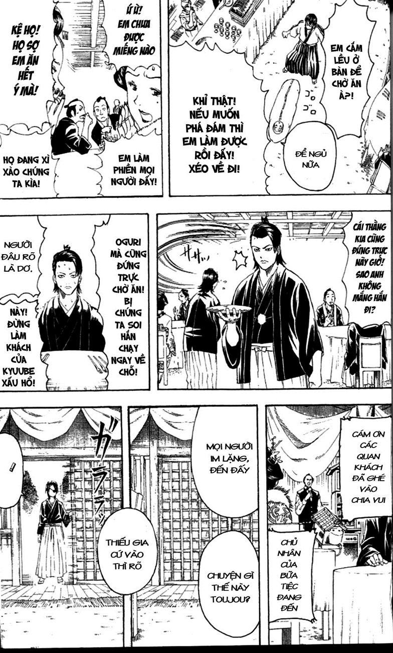 Gintama Chap 236 page 11 - Truyentranhaz.net