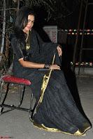 Sowjanya in Black Saree ~  041.JPG