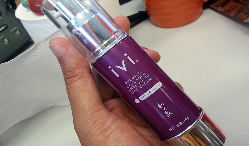 ivi Premium Collagen Anti-Aging Day Cream