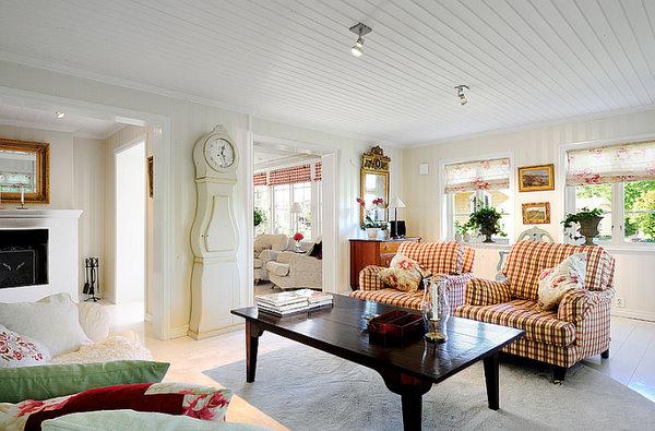 Hej tjorven binnenkijken in een zweeds huis for Interieur foto s
