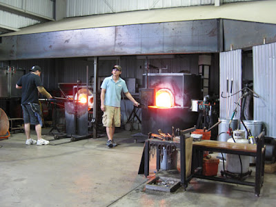 Morean Arts Center: Glass Studio, Hotshop and Chihuly Collection Gallery