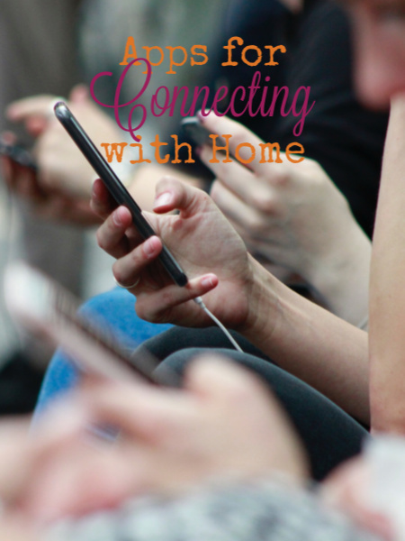 apps to connect with home