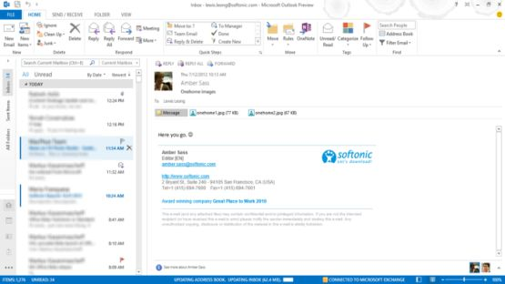 Microsoft Office 2013 Screenshot 1