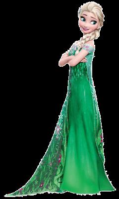 Elsa la reina de las nieves