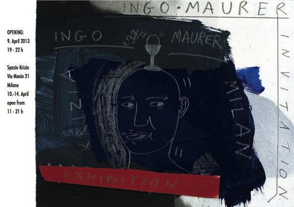 Milano Design Week 2013 - Ingo Maurer at Spazio Krizia