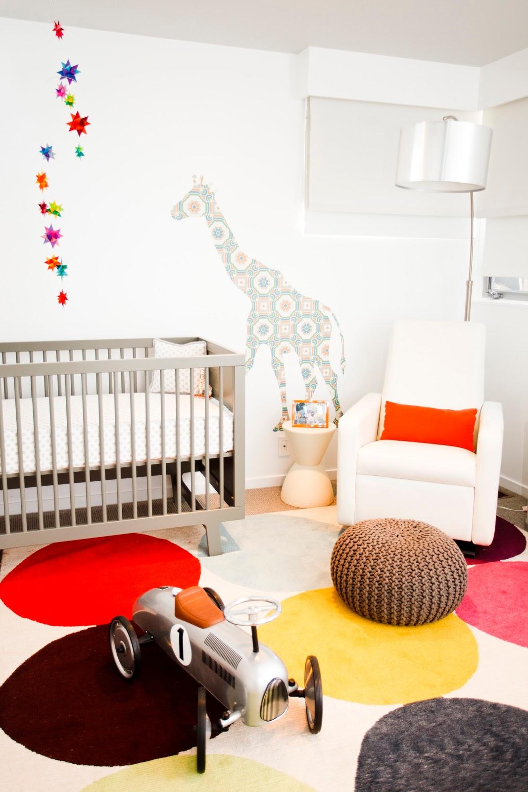 Modern Baby Boy Room: Nursery Notations: Sneak Peek