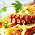 ΦΤΙΑΞΤΕ ΧΤΑΠΟΔΑΚΙ ΜΕ ΜΑΚΑΡΟΝΙΑ ΑΠΟ ΤΗ ΛΗΜΝΟ- Octopus with pasta from Lemnos