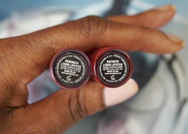 Anastasia Beverly Hills Liquid Lipstick Kathryn & Veronica