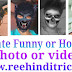 Social media Ke Liye Funny Or Horror Photo Or Video Kaise Banaye