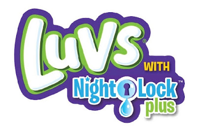 Save On Luvs Brand Diapers in October! #ShareTheLuv