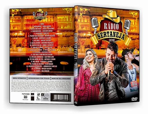 DVD – Radio Sertaneja – ISO
