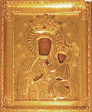 Obrazy matki bozej słynące z cudów
