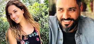 Λασκαράκη-Σουλτάτος: Τα πρώτα πλάνα του ζευγαριού στον γάμο Οικονομάκου – Μιχόπουλου