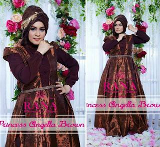 Desain Baju Muslim Wanita Terbaru Ukuran Jumbo Update ...