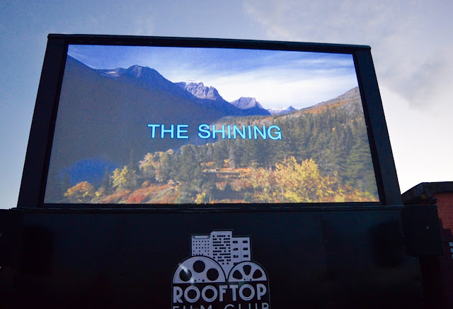 The Shining at Rooftop Film Club