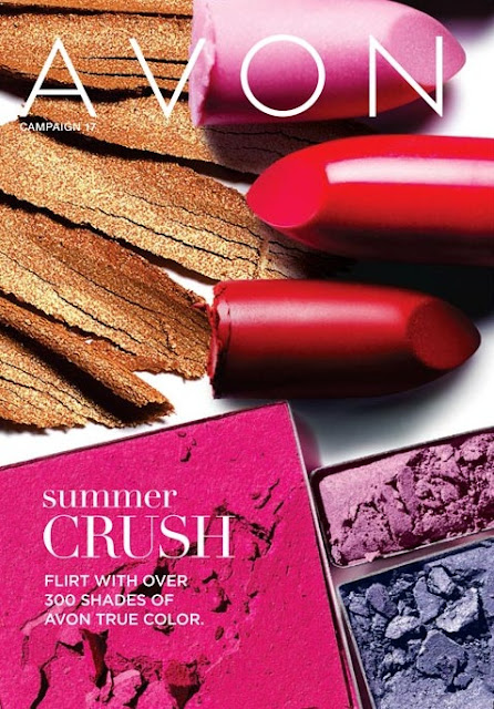 Avon Brochure Campaign 17 2017. Shop online 7/23/17 - 8/5/17 at: https://www.youravon.com/jenbertram