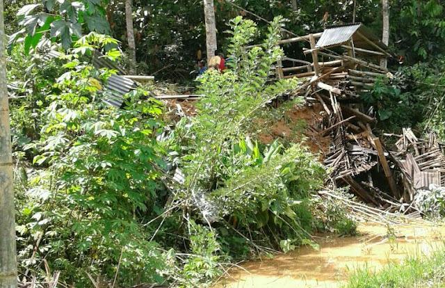 Hujan Deras Akibatkan Bencana di Toraja