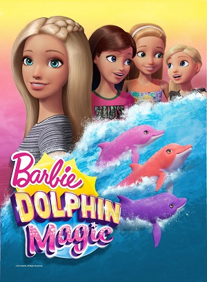 Barbie Dolphin Magic 2017 Dual Audio Hindi 480p HDRip 200MB