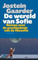 De wereld van Sofie by Jostein Gaarder.