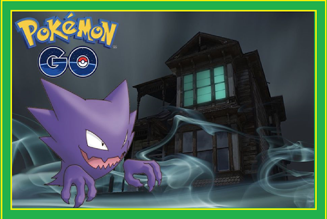 Soon Pokemon Go Halloween 2017 event UPDATE:it will be  Expect THESE Gen 3 Ghost-type Pokemon