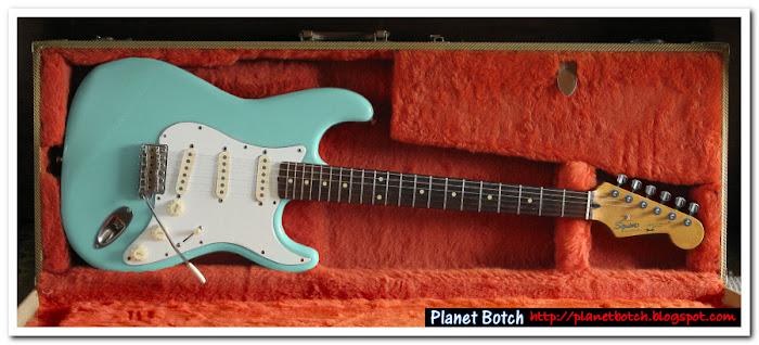 original Squier Silver Series Stratocaster 1992