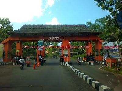 Gerbang Wisata Gunungkidul