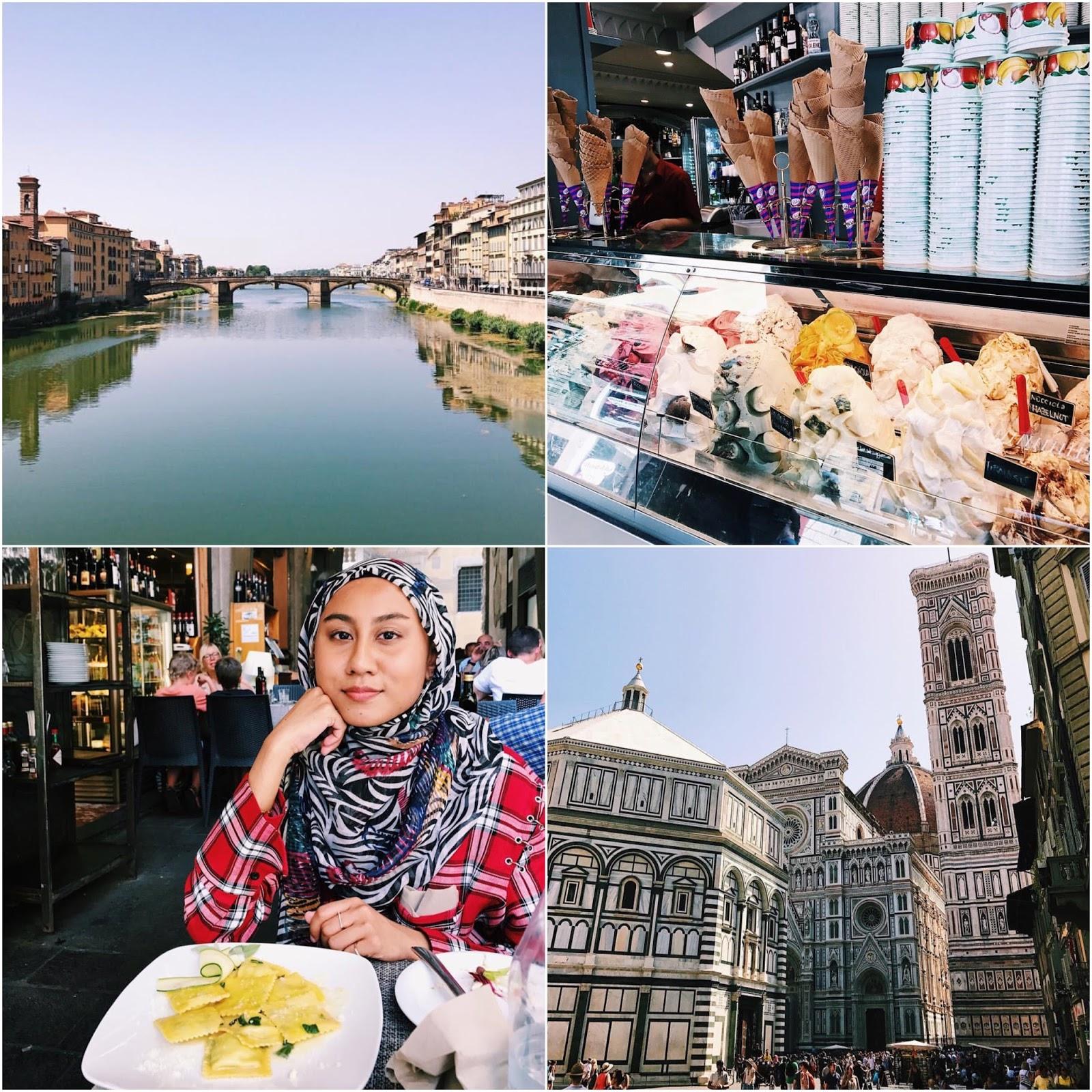 Florence Ponte Vecchio Ravioli Instagram Photos