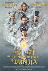 Ngũ Hiệp Trừ Yêu - The Thousand Faces of Dunjia (2017)