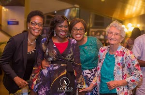 """Veteran Actor Olu Jacobs, Joke Silva, Ufuoma & More comes together  """"Heartbeat - The Musical"""" Hosts A Night Of Dignitaries-  Photos"""