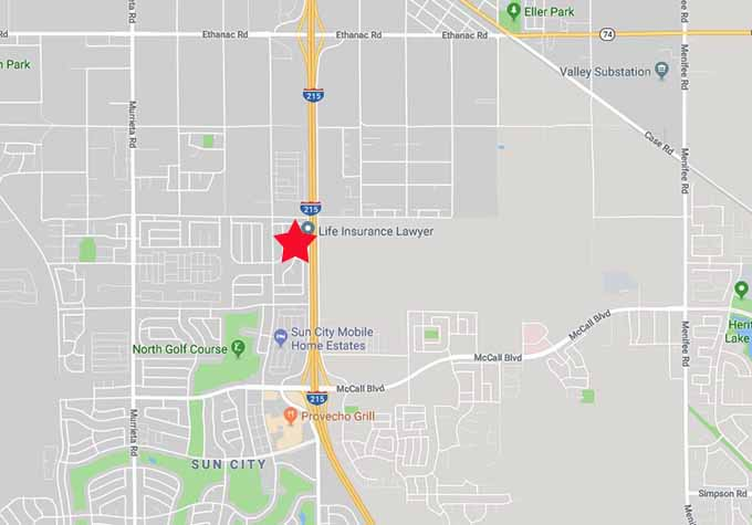 Two dead in 215 Freeway collision north of McCall Blvd  | Menifee 24/7